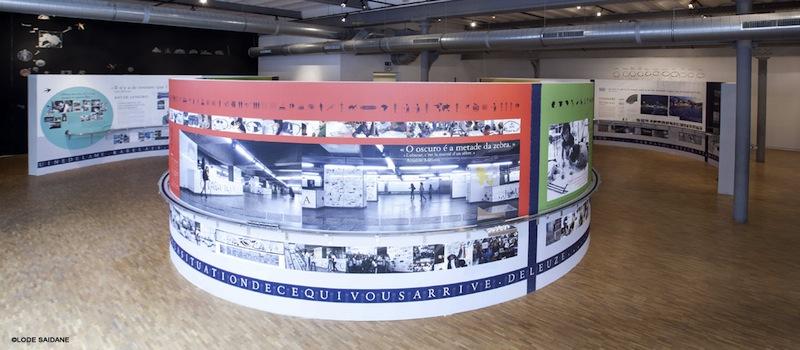 Françoise Schein exposition rétrospective au CIVA
